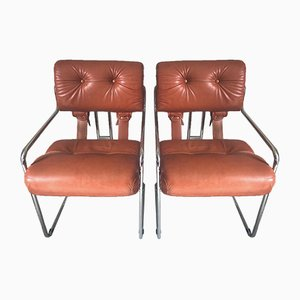 Armchairs by Guido Faleschini for Mariani, 1970s, Set of 2