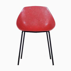 Chair Shell par Pierre Guariche pour Meurop, 1950s