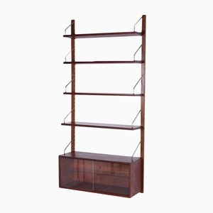 Teak Shelf by Poul Cadovius for Royal System, 1950s