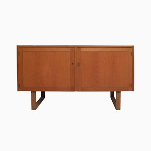 Oak Sideboard by Nils Jonsson for Hugo Troeds, 1960s