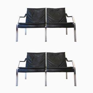 Art Collection 2-Sitzer Sofas von Walter Knoll, 1970er, 2er Set