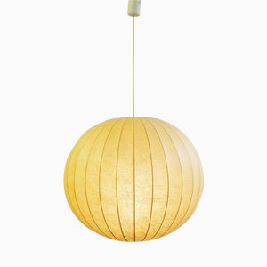 Cocoon Hanging Lamp by PG. Castiglioni & A. Giacomo Castiglioni for Flos, 1960s