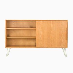 Sideboard mit Eichenholz Furnier von WK-Möbel, 1960er