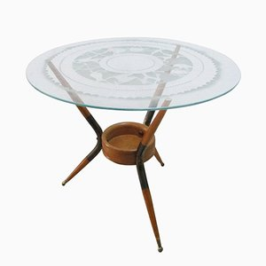 Table Basse par Paolo Buffa, 1940s