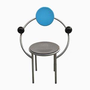 Chair by Michele De Lucchi for Memphis, 1980s