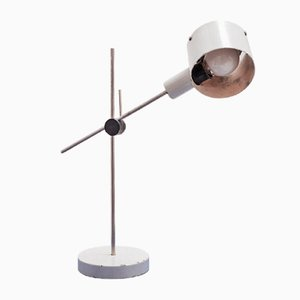 Vintage Desk Lamp by Tito Agnoli for Oluce, 1950s