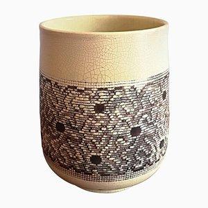 Vase Céramique Art Déco par Jean Besnard, 1932
