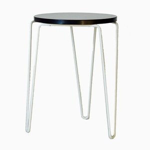 75 Hair-Pin Leg Stool by Florence Knoll for Knoll International, 1960s