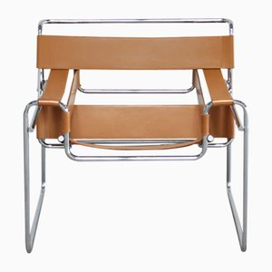Vintage B3 Wassily Chair by Marcel Breuer for Gavina, 1967