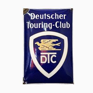 Panneau de Publicité DTC Vintage