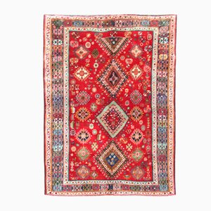 Nahöstlicher Vintage Qashqai Teppich