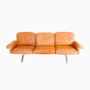 DS31 Leather 3-Seater Sofa from de Sede