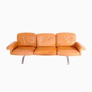 Sofá de tres plazas DS31 de cuero de de Sede