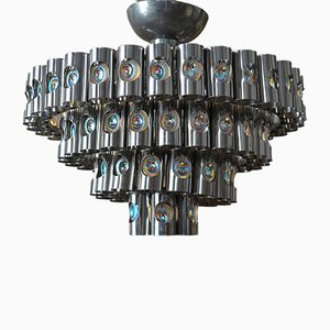 Space Age Chandelier, 1970s