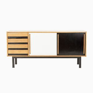 Cansado Ash Sideboard by Charlotte Perriand, 1958