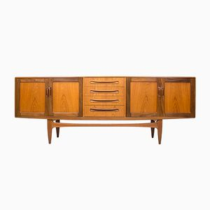 Mid-Century Fresco 7ft Sideboard by Victor Wilkins for G-Plan