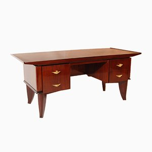 French Art Deco Desk from Sanyas & Popot
