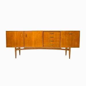 Mid-Century Scandi Teak Handle Sideboard from G-Plan