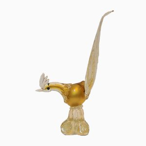 Vintage Murano Glass Bird Figurine