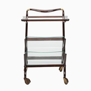 Serving Trolley by Ico Parisi, 1950s