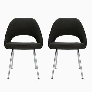 Executive Chairs by Eero Saarinen for Knoll, 1950s, Set of 2