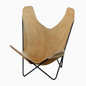 Vintage Butterfly Chair by Jorge Ferrari Hardoy for Knoll