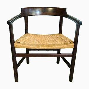 PP52 Ferry Chair von Hans J. Wegner für PP Møbler, 1970er