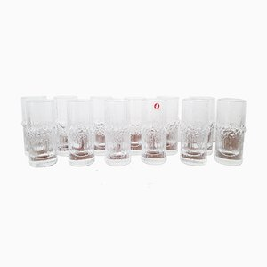 Vintage Niva Shot Glasses by Tapio Wirkkala for Iittala, Set of 12