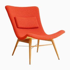 Banana Chair by Miroslav Navratil for Cesky Nabytek, 1959