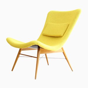 Banana Chair von Miroslav Navratil für Cesky Navontek, 1959