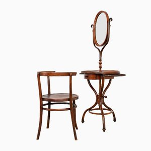 Antique Dressing Table by Joseph Hoffmann for Jacob & Josef Kohn