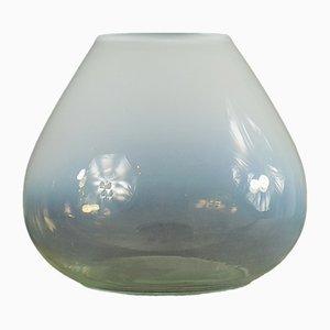 Vaso in vetro di Gunther Lambert, anni '70