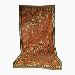 Orientalischer Vintage Kelim Teppich, 1940er