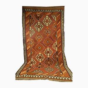 Vintage Middle Eastern Kilim Rug, 1940s