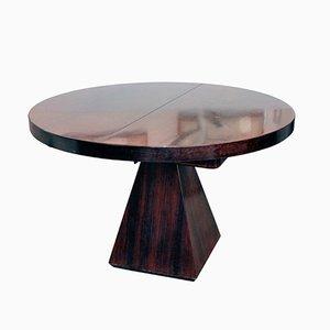 Dining table by Vittorio Introini for Saporiti Italia, 1970s