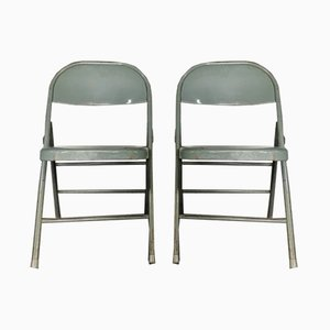 Industrial Chairs from Krueger, 1974, Set of 2
