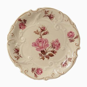 Porcelain Confectionery Plate from Unger & Schilde