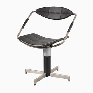 Model Unesco Cross Base Desk Chair from Steiner, 1962