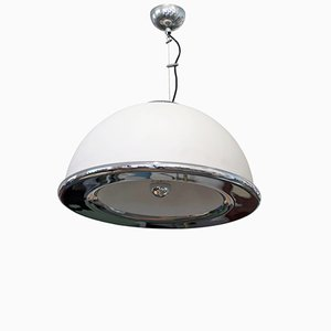 Italian Ceiling Lamp from Candle, 1970