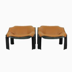F300 Stühle von Pierre Paulin für Artifort, 1960er, 2er Set