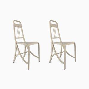 511 Stühle von Thonet, 1905, 2er Set
