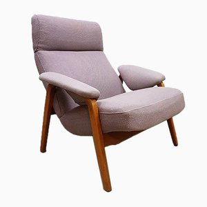 Dutch Vintage Lounge Chair by Theo Ruth, 1950s