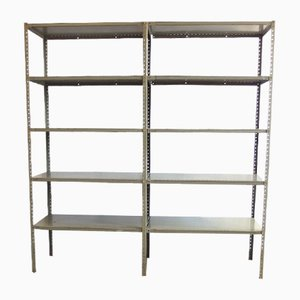 Industrial Shelving Rack, 1960s