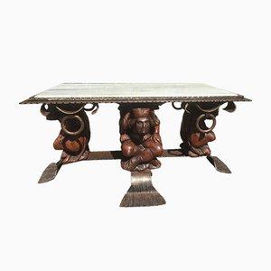 Mid-Century Tisch von Jean Maurice Rothschild, 1950er