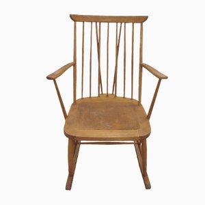 Rocking Chair par Lucian Ercolani pour Ercol, 1950s