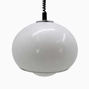 Mid-Century Pendant Light by Harvey Guzzini, 1970s