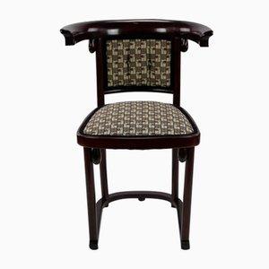 Antiker Fledermaus Cabaret Chair von Josef Hoffmann für Thonet