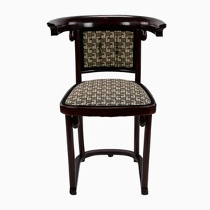 Antique Fledermaus Cabaret Chair by Josef Hoffmann for Thonet