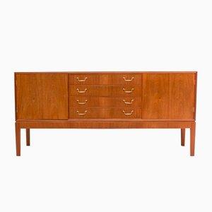Vintage Mahogany Sideboard from CB Hansen