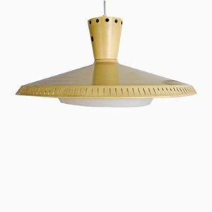 Lámpara colgante de Louis Kalff para Philips, años 50